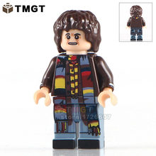 TMGT Single Sale WM209 Dr Who Doctor Who Fourth Doctor Custom Building Blocks Set Model DIY Toy for Children Hobbies(China)