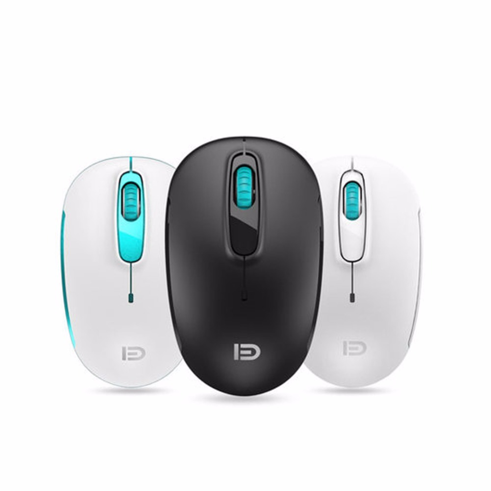 Wireless Mouse 2.4Ghz Silence Optical Mouse USB Wireless Computer Mouse Laptop Office Home Silence Mouse 1600 DPI