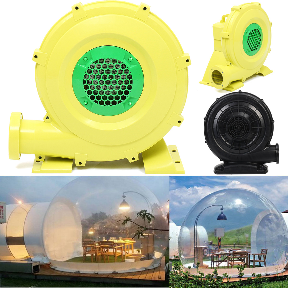 110V/220V Outdoor Camping Inflatable Bubble Tent Pump Large DIY House Dome Camping Cabin Lodge Air Tent Electric Pump110V/220V Outdoor Camping Inflatable Bubble Tent Pump Large DIY House Dome Camping Cabin Lodge Air Tent Electric Pump
