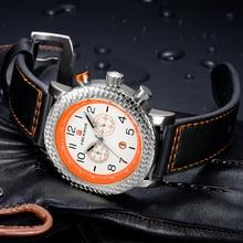 Leisure Men's Watch Snake texture Leather Strap Quartz Water Resistant Business Wristwatch Chronograph Clock Relogio masculino все цены