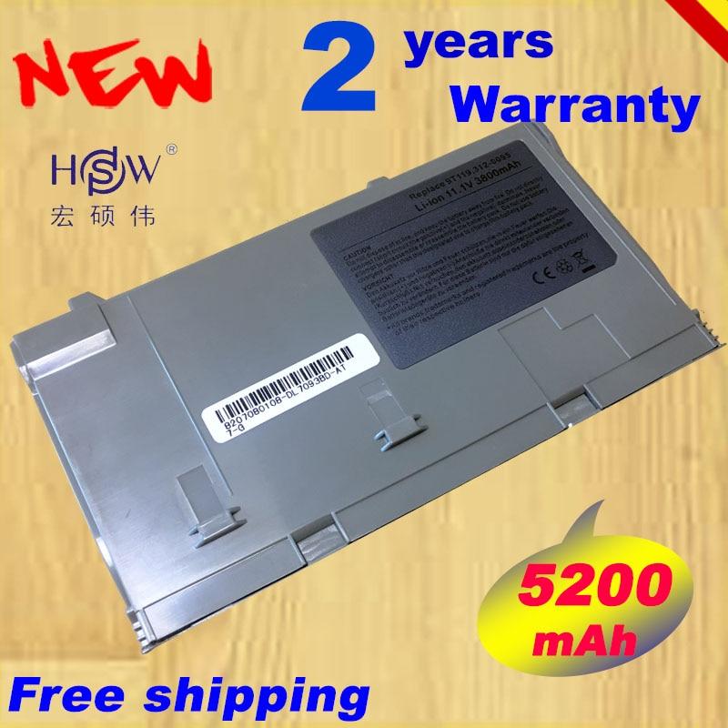 HSW Remplacement D400 Batterie D'ordinateur Portable Pour DELL 9T119 9T255 7T093 0U003 312-0078