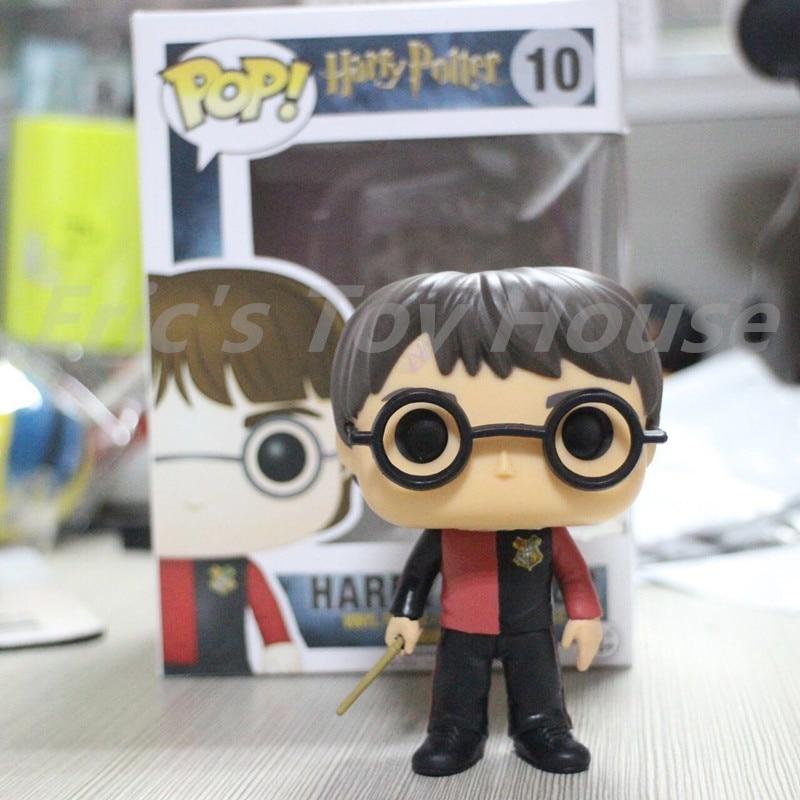 <font><b>Funko</b></font> <font><b>POP</b></font> Original <font><b>Harry</b></font> <font><b>Potter</b></font> - <font><b>Harry</b></font> <font><b>Potter</b></font> <font><b>Triwizard</b></font> Tournament Vinyl Action Figure Collectible Model Toy with Original Box