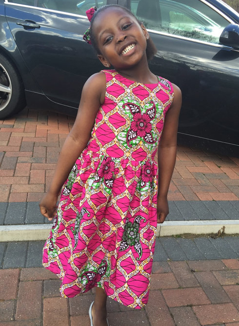 6f179692114fc Global Lover 2016 Summer Styles Children African Clothes Plus Size Kids  African Clothing Dashikis Africa Print Dresses for Girls