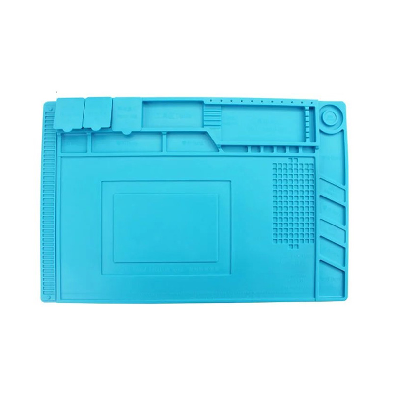 Magnetinio silikono padėklo litavimo platformos stalo mobiliųjų - Įrankių komplektai - Nuotrauka 2