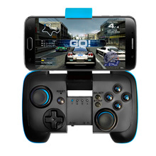 Cdragon mobile phone gamepad with holder wireless Bluetooth game handle Android IOS game controller handjoy x max wireless bluetooth 4 0 singe hand game controller with telescopic for android ios smartphone phone controller