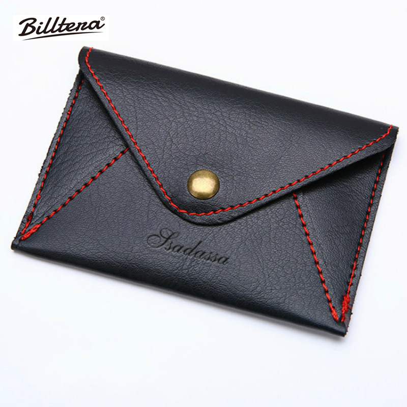 Billtera New 2018 Small Coin Purse Cover Type Mini Wallet with Card Holder PU Leather Casual Style Clutch Credit Card Money Bag new fashion women s pu leather purse short wallet bag handbags card holder luxury small credit card holder money wallet carteira