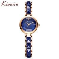 KIMIO Ladies Watches Top Brand Luxury Relogio Feminino Watch Women Dress Bracelet Watches Business Casual Women
