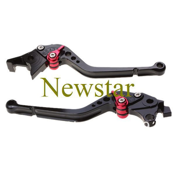 New Long Brake Clutch Levers for Suzuki GSXR1000 2007-2008 Guaranteed 100%