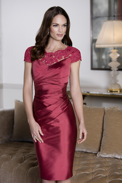 Tailleur robe et veste pour mariage