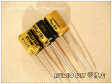 30PCS Electrolytic Capacitor for 100uF/16V Audio for FG Series free shipping 1206 smd capacitor 100uf 16v 107m 50pcs