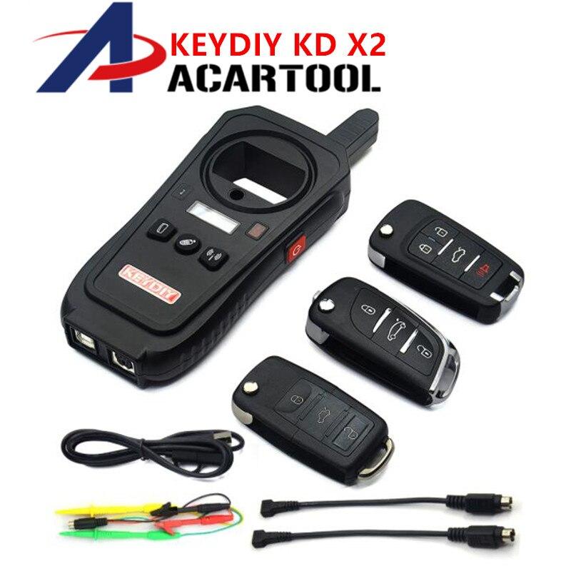2019 Hot Sale OBD2 Car Diagnostic tool KEYDIY KD X2 Car Key Garage Door Remote kd