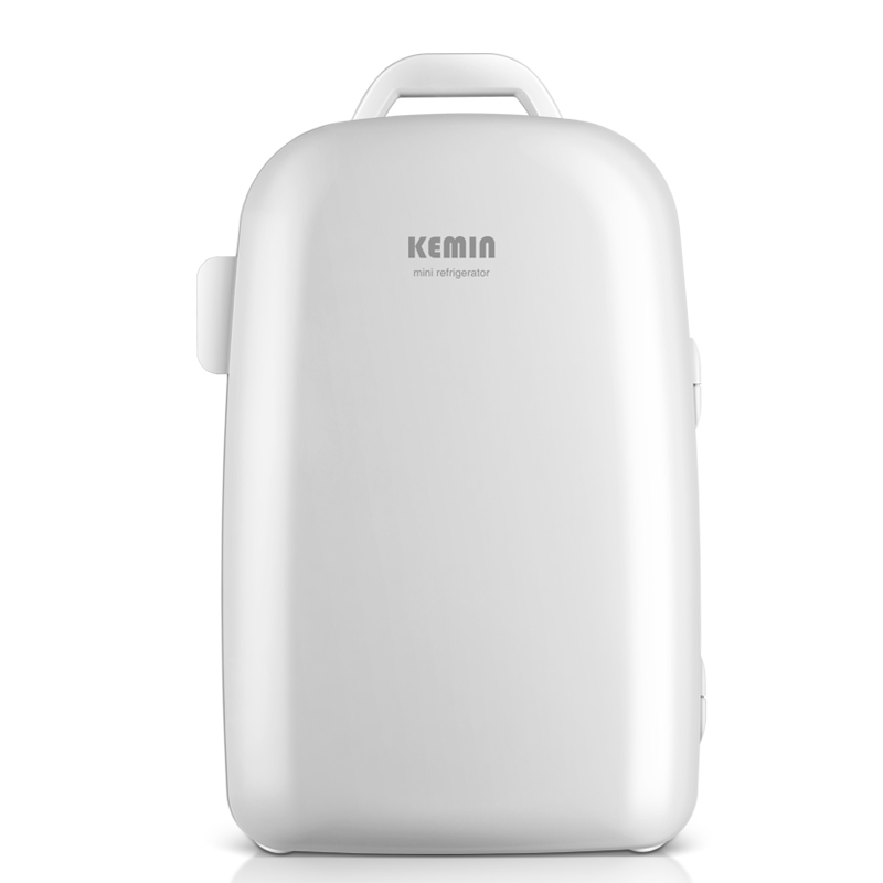KEMIN 28L Dual-core Car Mini Refrigerator Mini Fridge Refrigeration Heating For Household And Car Use Portable freezer 12V 220V electrolux ehf6346xok