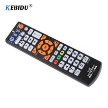 Kebidu 학습 기능이있는 범용 스마트 ir 원격 제어 tv stb dvd sat dvb tv box 용 리모컨 복사