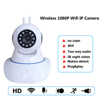 1080P IP Camera Wireless Home Security IP Camera Surveillance Camera Wifi Night Vision CCTV Camera