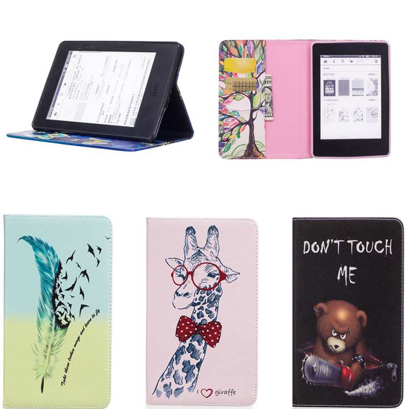 For Amazon Kindle Paperwhite 1 2 3 Case Protective Shell PU Leather Cover For 2013 2014 2015 Release Kindle Paperwhite Cases cy for amazon kindle paperwhite 1 2 3 2013 2014 2015 model 6 ebook case ultra slim premium protective shell leather cover