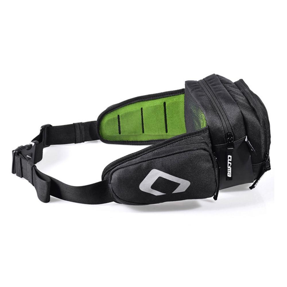 CUCYMA Motorcycle Bag Multifunctional Moto Bag Motorcycles Bicycle Waist Pack Motorbike Saddle Bag Single Shoulder Bag