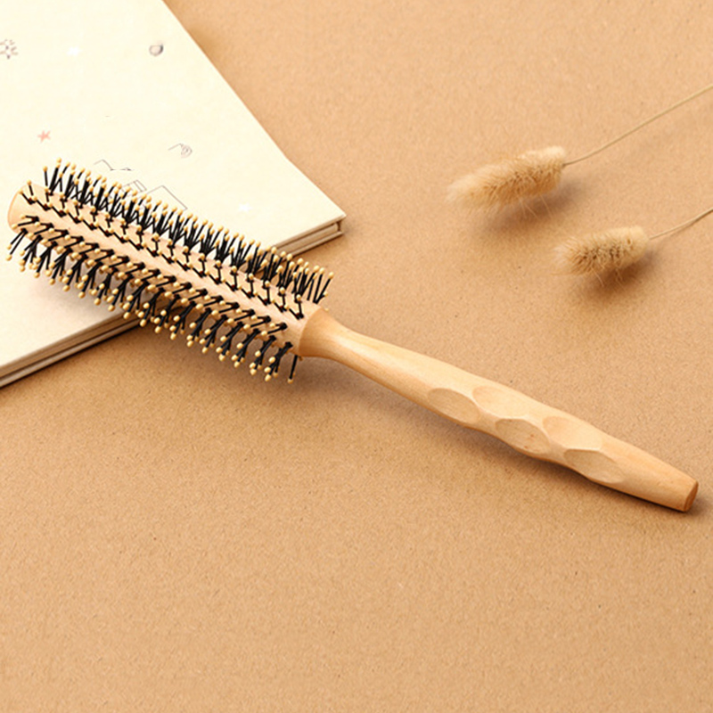 2017 Fashion Magic massage Detangling Handle Shower Anti-Static Hair Brush Comb Salon Styling Tamer Tool Women