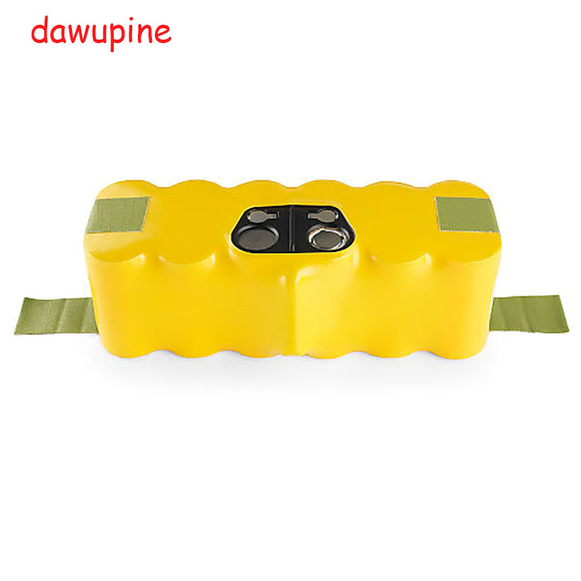 Dawupine 14.4 V 4500 MAH NI-MH Pour i-robot Chambre-ba 560 530 510 562 550 570 500 581 610 780 532 770 760 Série 14.4 V 4.5Ah