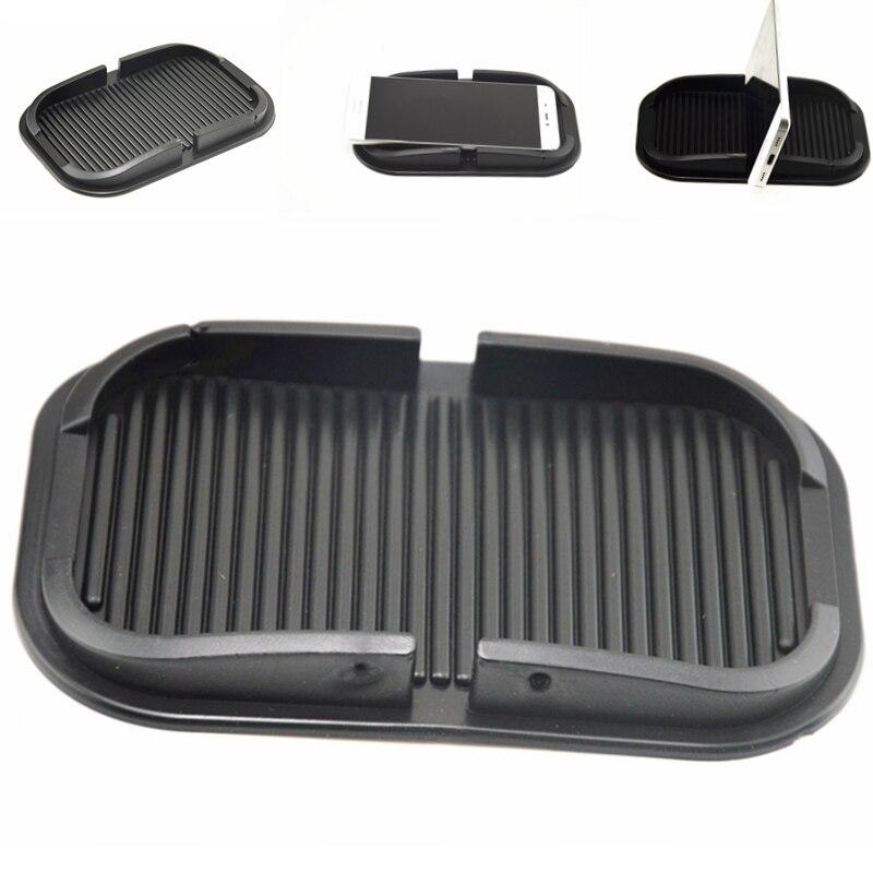 Universal Multi-functional Car Anti Slip Pad Rubber Mobile Sticky Stick Dashboard Phone Shelf Antislip Mat For GPS MP3 Car DVR