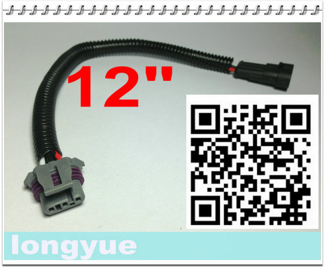 longyue 10pcs LS1 LS6 to LS2 L76 MAP Sensor Extension Adapter Wiring Harness 12 30cm wire_640x640 longyue 10pcs ls1 ls6 to ls2 l76 map sensor extension adapter ls6 wiring harness at aneh.co