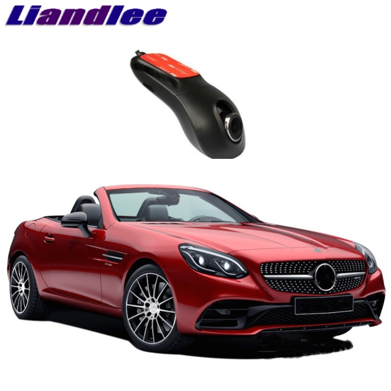 Liandlee For Mercedes Benz SLK SLC MB R172 2011~2018 Car Black Box WiFi DVR Dash Camera Driving Video Recorder цена
