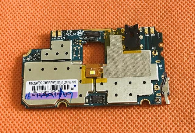 """Sử Dụng Ban Đầu Mainboard RAM 2G + 16G ROM Cho ĐTDĐ Nomu S10 MTK6737T Quad Core 5.0 """"HD miễn Phí Vận Chuyển"""