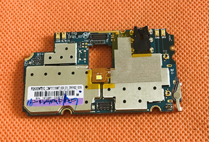 """Image 1 - Used Original mainboard 2G RAM+16G ROM Motherboard for Nomu S10 MTK6737T Quad Core 5.0""""HD Free shipping"""