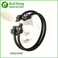 BC Jewelry Hot European And American Popular Retro Punk Style Stainless Steel Skull Bracelets & Bangles With CZ BC-0061