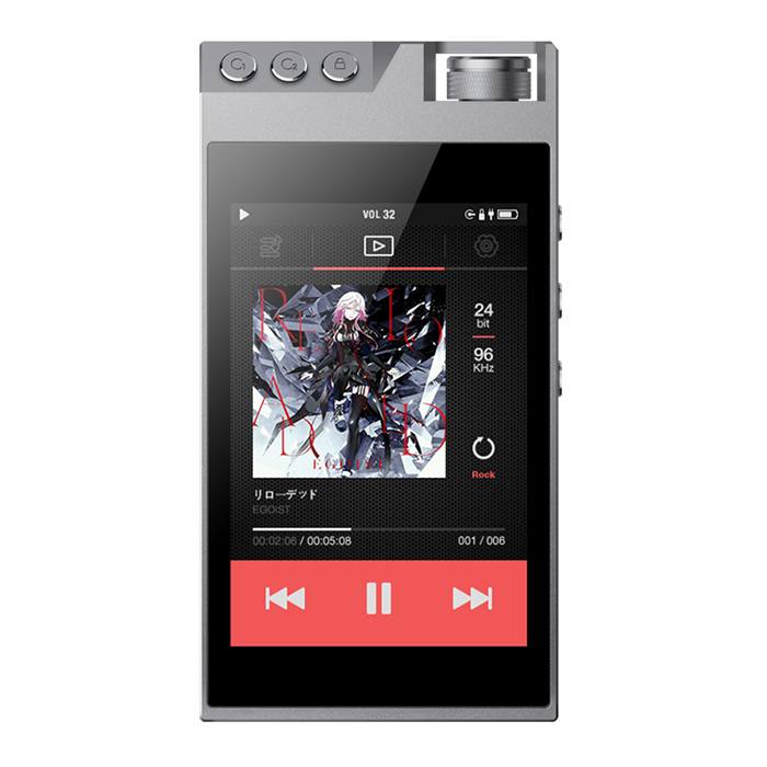 Luxury & Precision L3 PRO Double CS4398 Double ECC MLC Flash DSD DAC USB High Fidelity Music Player MP3