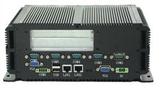 High quality Fanless embedded Industrial PC Mini Computer Onboard Intel Core 2 Duo processor