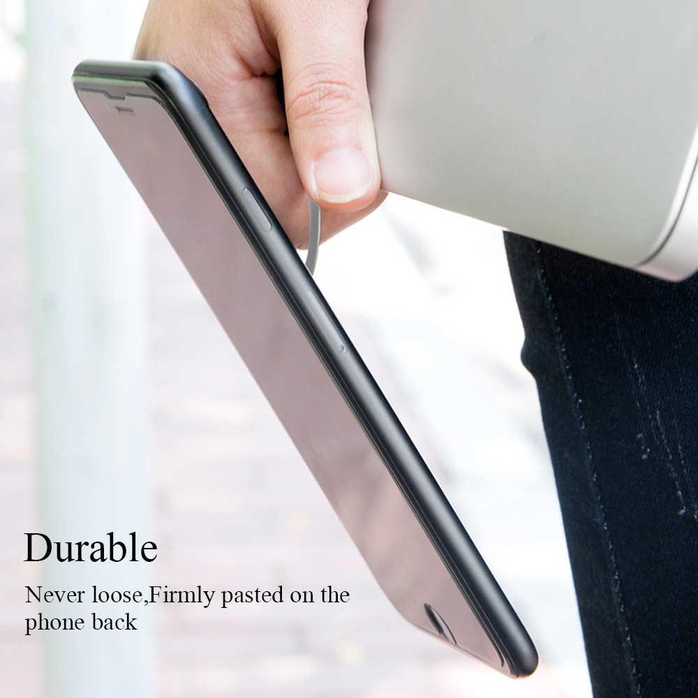 Soporte para teléfono NYFundas soporte para anillo de dedo ultrafino soporte para iphone XS MAX XR 8 7 6 plus samsung galaxy note 9 8 s9 s8 plus
