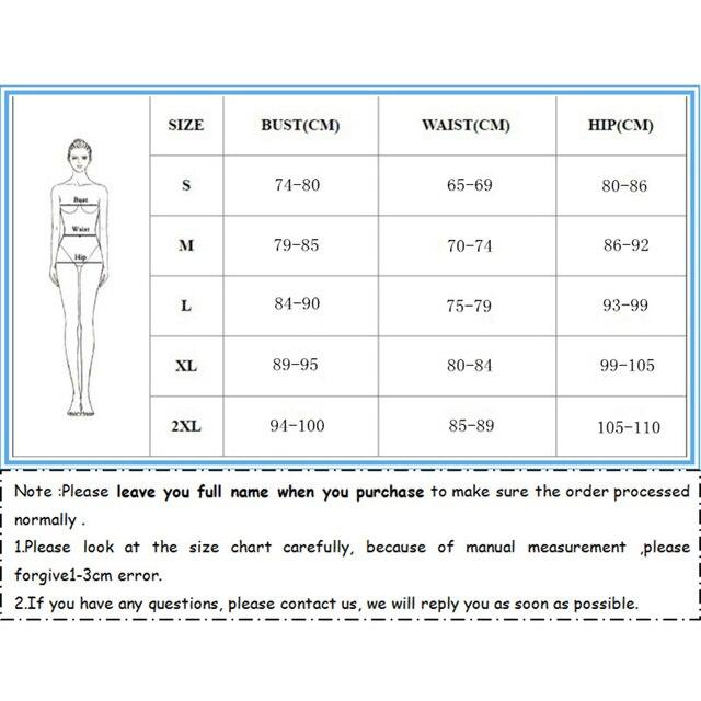 Plus Size 3XL Swimsuit 4
