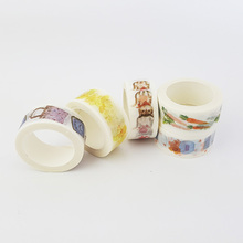 20mm*7m kawaii perfume bottle washi tape DIY decoration scrapbooking planner masking tape adhesive tape label sticker stationery 1 5cm 7m cute socks washi tape diy decoration scrapbooking planner masking tape adhesive tape kawaii stationery