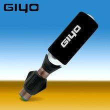 GIYO велосипедный мини-насос СО2 надувной изолированный рукав воздушный велосипедный насос велосипедный шар насос велосипедный аксессуары