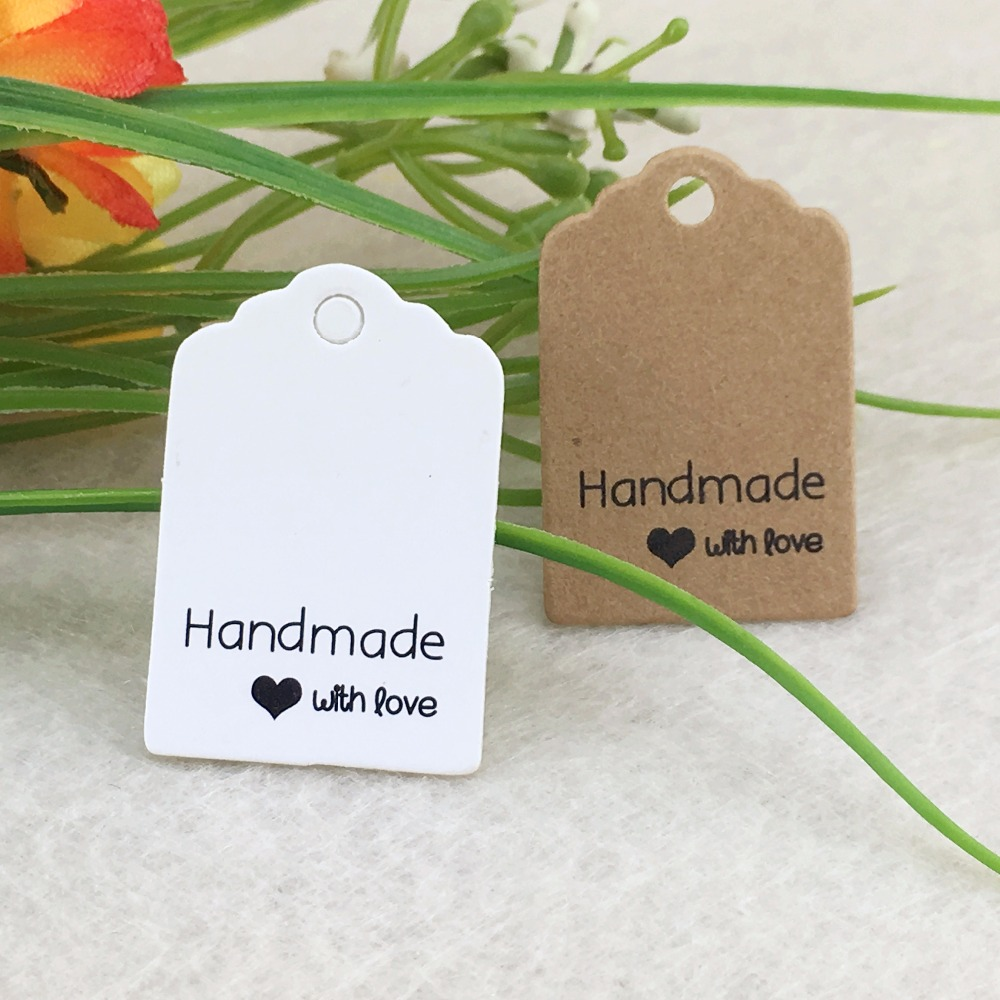 1000pcs/lot 3x2cm Personalized Wedding Tag, \