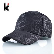 Nuevo sombrero de béisbol para hombre, estampado de moda, gorra Snapback para bicicleta, Unisex, Vintage, deporte al aire libre, sombreros de papá, Visor de verano, hueso