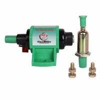 PRECISION AUTO LABS 4 7 PSI High Performance Micro Electric Diesel Fuel Pump 12 Volt 5