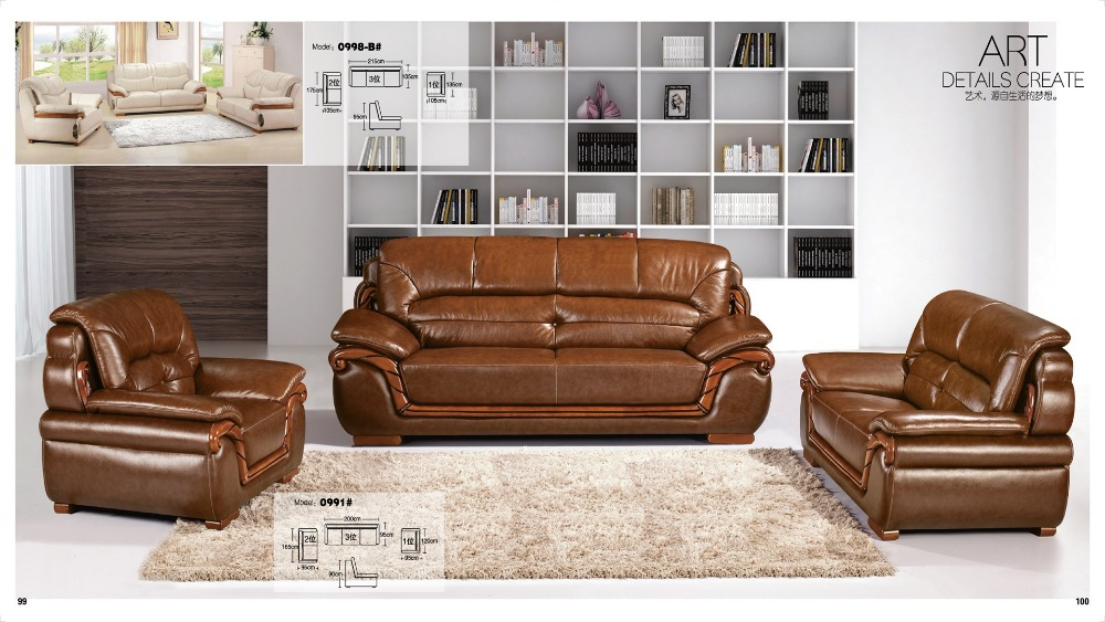 iexcellent modern design genuine leather sectional sofa sofa set living room furniture leather. Black Bedroom Furniture Sets. Home Design Ideas