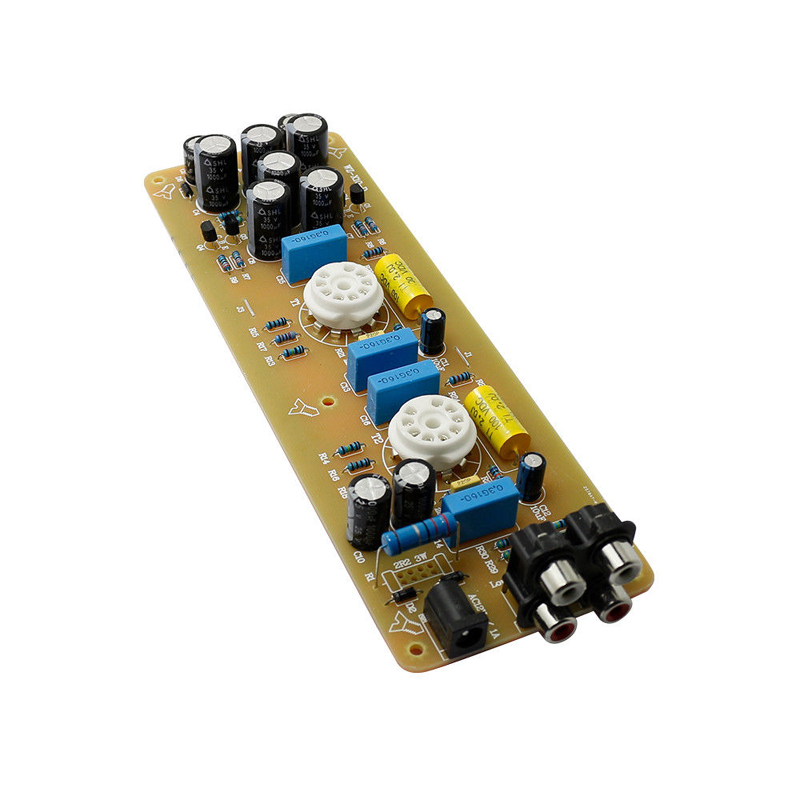 Lite Ls29 Pcb Tube Buffer Preamplifier Board Pcb Based On Musical Fidelity X10-d Pre-amp Circuit Moderate Price Consumer Electronics Audio & Video Replacement Parts