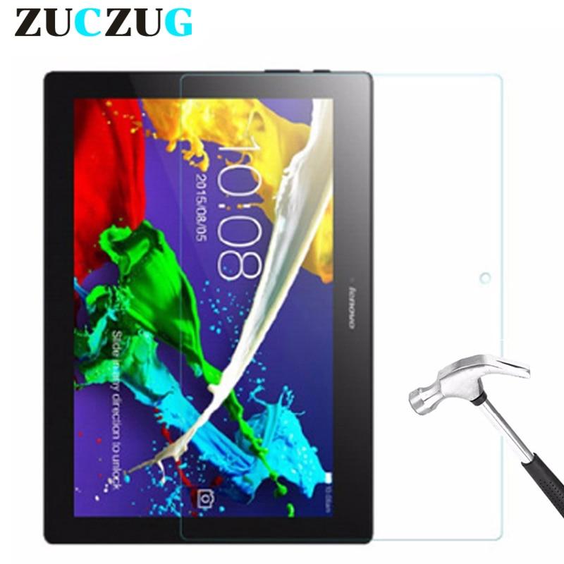 """9H 10.1 """"Tablet Tablet זכוכית עבור lenovo tab2 A10-70 A10-70L מגן מסך עבור לשונית לנובו 2 X30F X30L זכוכית מזג"""