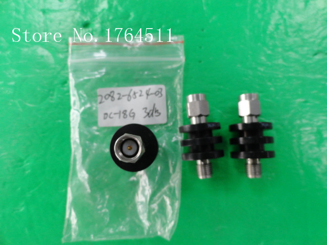 [BELLA] M/A-COM 2082-6524-03 DC-18GHz 3dB 5W RF Coaxial Fixed Attenuator SMA  --2PCS/LOT
