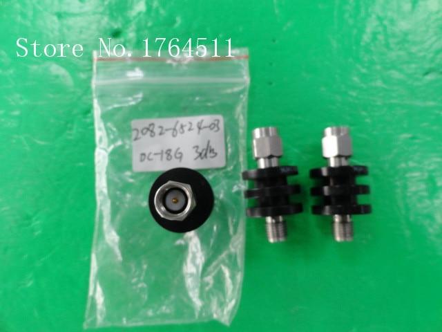 [BELLA] M/A-COM 2082-6524-03 DC-18GHz 3dB 5W RF Coaxial Fixed Attenuator SMA  --2PCS/LOT