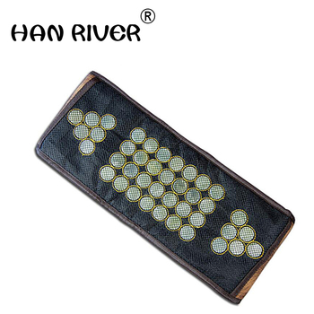 Natural jade belt girdle warm stomach ladies warm waist electric heating waist plate electric heat  stomach men