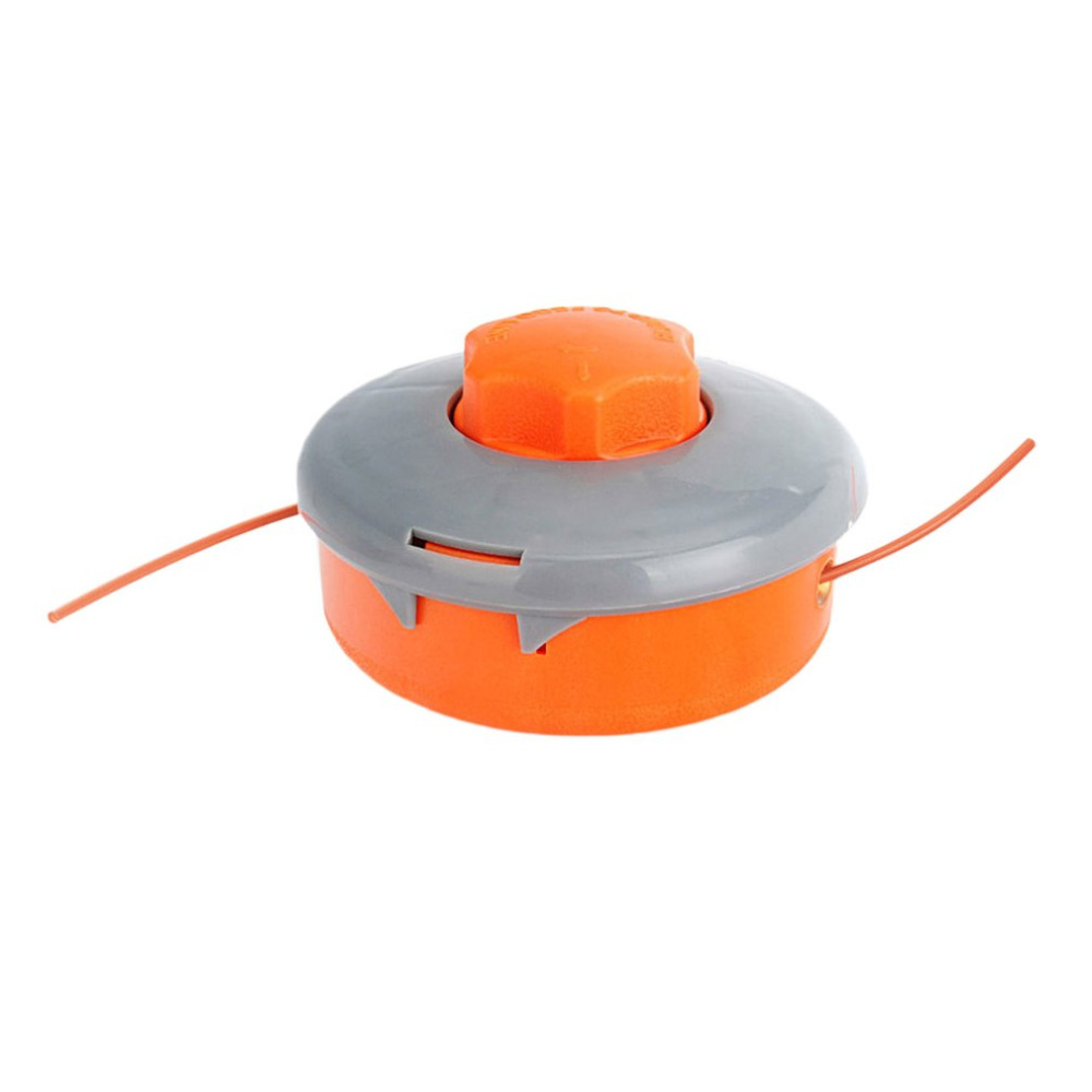 Nylon Grass Trimmer Head for Petrol Brush Cutter Grass Trimmer Lawn Mower Gasoline Engine Garden Tools Easy To Coil bqlzr black ignition coil engine motor brush cutter 36 lawn mower for farm work