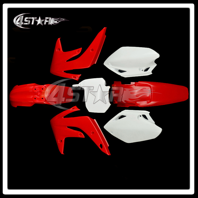 Complete Body Plastics Kits For CRF CRF150R 2007 - 2013 Dirt Pit Bike MX Motocross Enduro Supermoto SM Motorcycle beibehang 3d three dimensional garden wallpaper wall paper bedroom living room tv backdrop papel de parede para quarto
