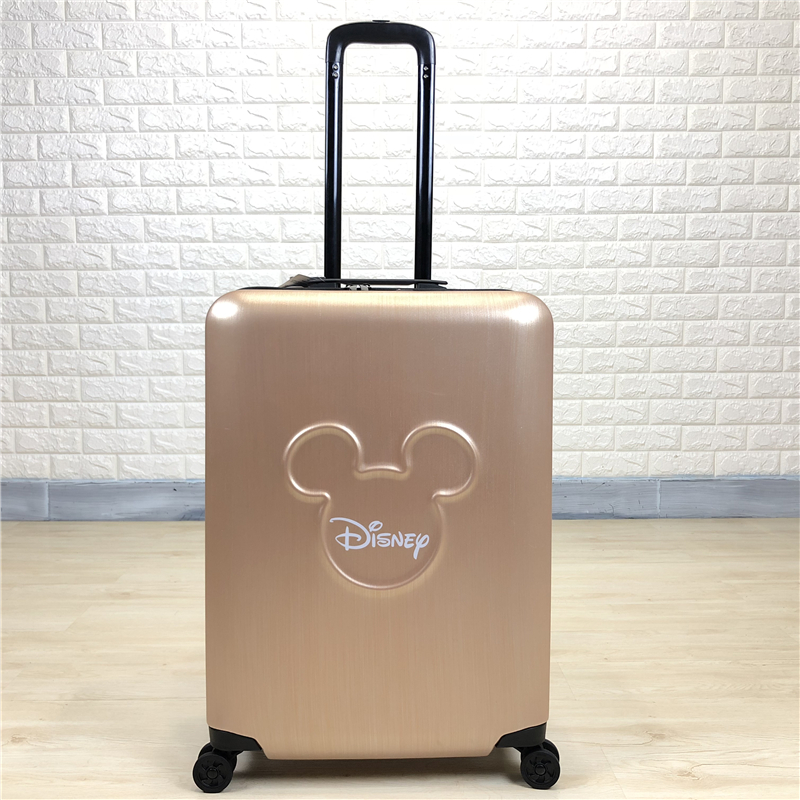 Famous Brand Cartoon Cute Rolling Luggage Fashion Ultra Light Suitcase Spinner Carry On Password Trolley Case Travel Luggage
