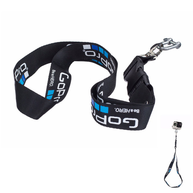 Sports Camera Accessories Rope for Gopro lanyard hero4/3 mountain dog ant camera lanyard go pro accessories