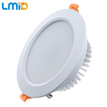 hot deal buy lmid led downlights white downlight rgb 12v 3w 5w 6w 9w led lamp cob downlight led dimmable for bathroom downlight led