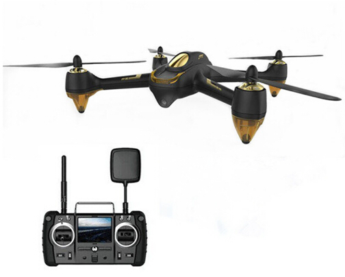 H501S Hubsan X4 PRO 5.8G GPS Drone FPV Sin Escobillas RTF Sígueme Modo Quadcopte