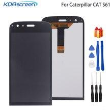 For Caterpillar CAT S61 LCD Display Touch Screen Mobile Repari Parts Free Tools